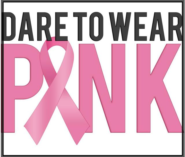 Dare to Wear Pink